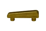 B559 (7S) - Brass Window Handle Wedge
