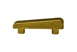 B555 (6S) - Brass Window Handle Wedge