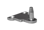 T375RP03 - Timber Peg stay Rest Pin Bracket